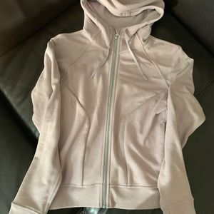 Lulu Lemon Light Pinkish/Lavendar Hoodie size 10